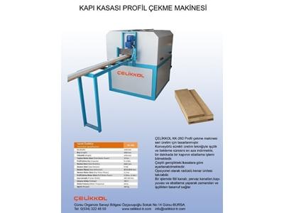 Kapı Kasası Profil Çekme Makinesi