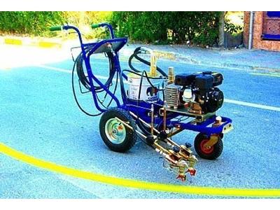 Benzinli Yol Çizgi Makinası