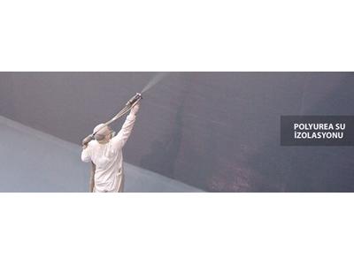 İstanbul Geneli Polyurea Su Yalıtımı