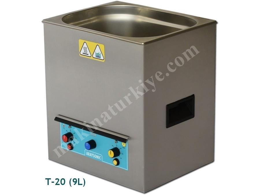 Ultrasonik Temizleme Cihazı Araysonic T-20 9Litre