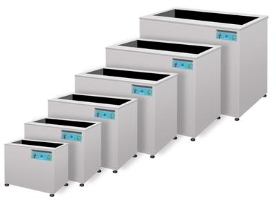 Ultrasonik Temizleme Sistemleri Araysonic 50, 75, 100, 150, 200, 250Litre