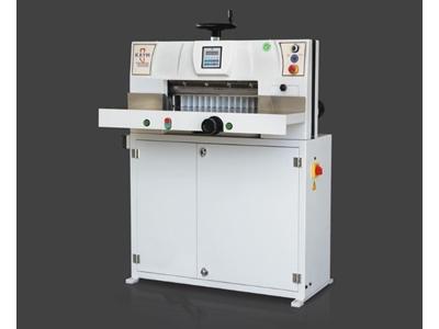 Kaym 48 M Kesim Genişliği 48 Cm Kağıt Kesme Makinası