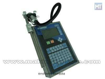 İkonmac E 18 Plus Koli Paket İnkjet Kodlama Makinası