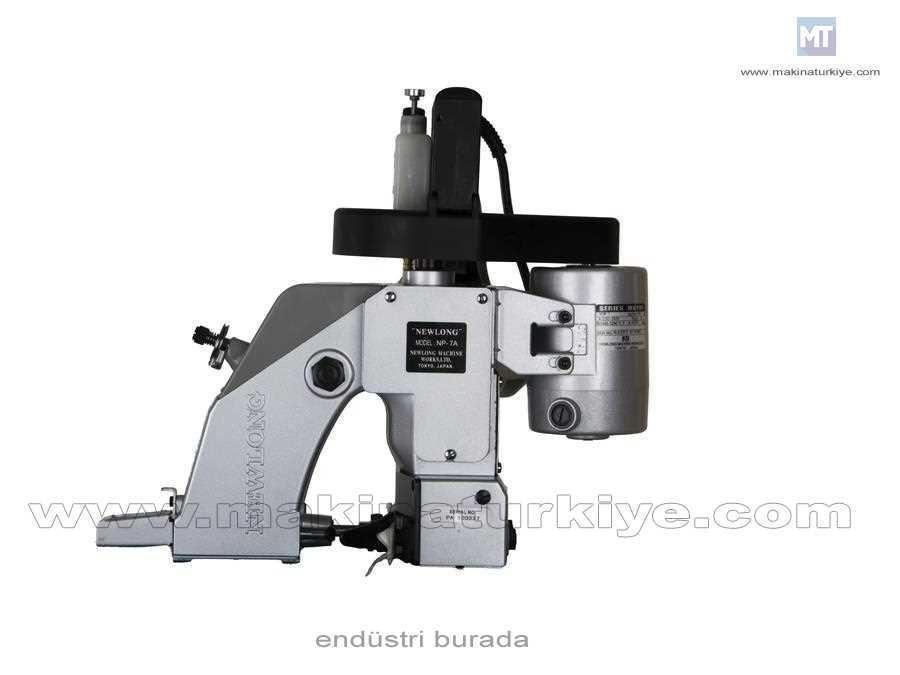 Newlong NP-7A Çuval Ağzı Dikme Makinası