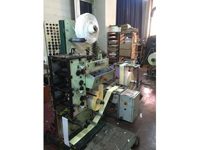 Flekso Baskı Makinası Orjinal İngiliz Edele Marka