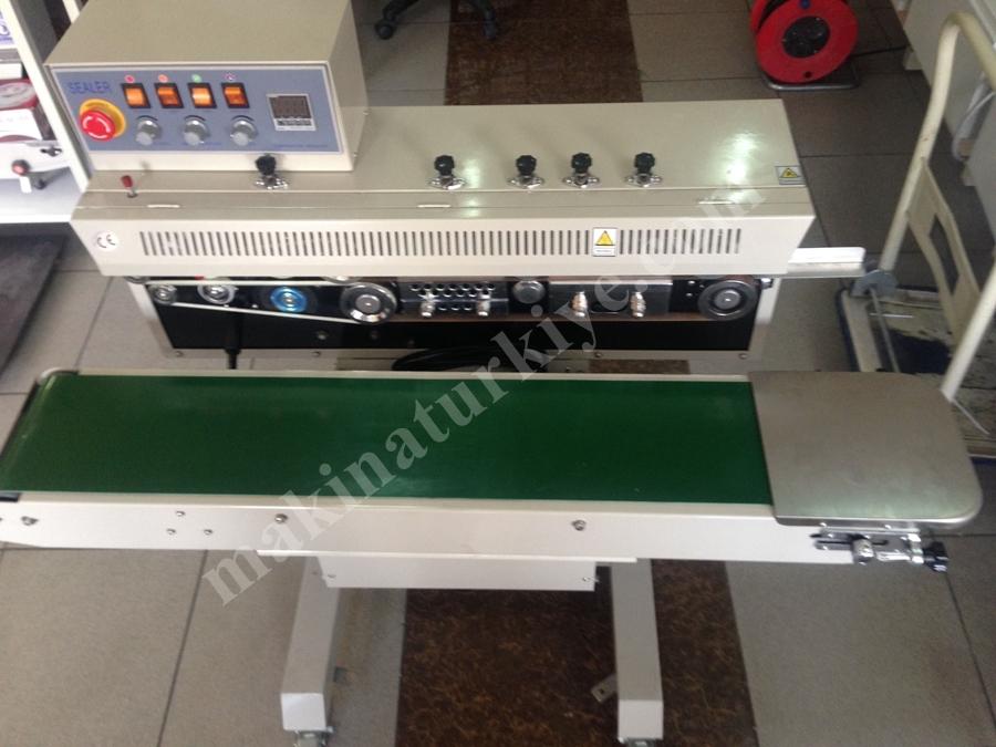 Solid-Lnk FRM 120 Bantlı Poşet Yapıştırma Makinası