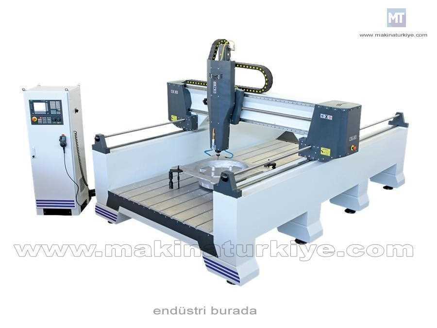 Elfamak Makina Altor 1520 1500*2000 Mm Cnc Router Desen Oyma Makinası 2