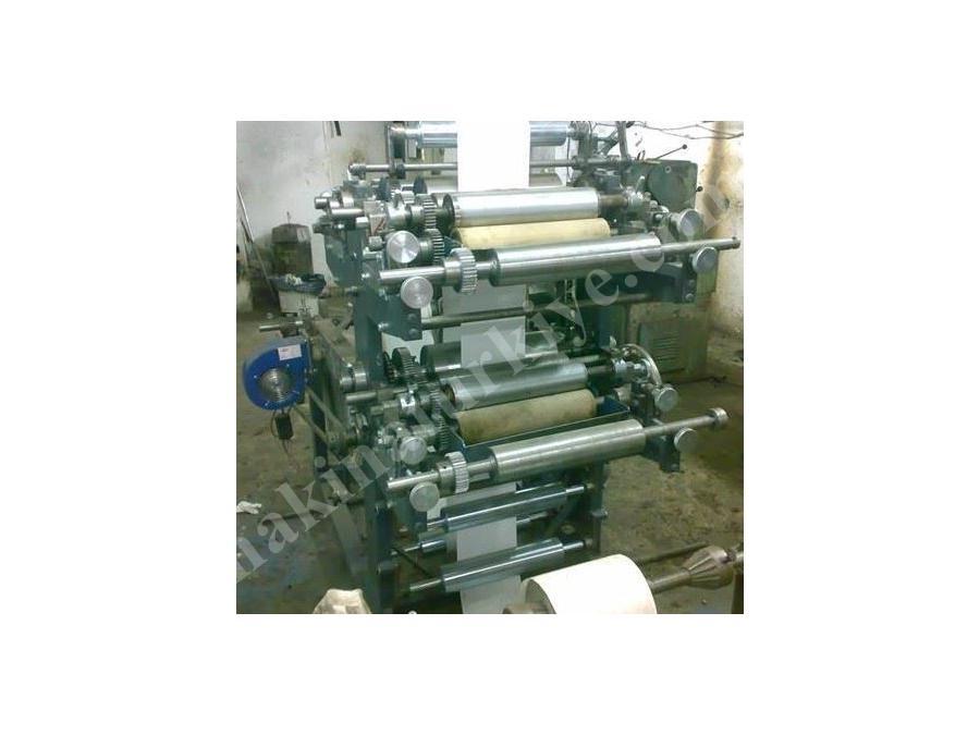 Kağıt Baskı Makinası