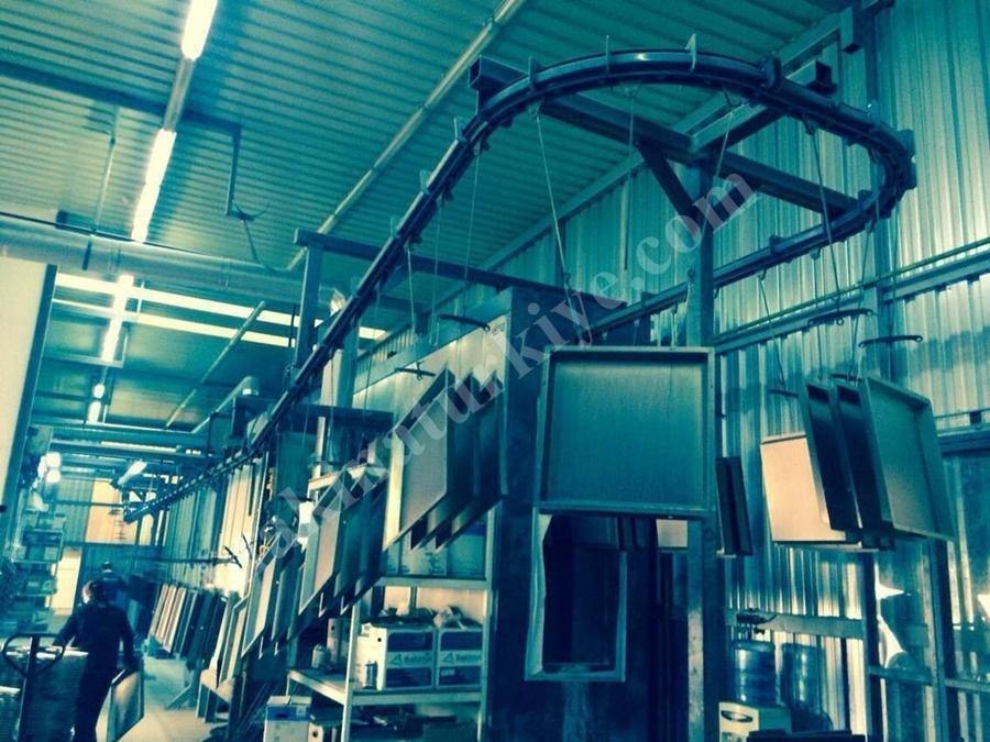Yıkama Hatli Tesis  - Sprey yıkamalı otomatik tesis