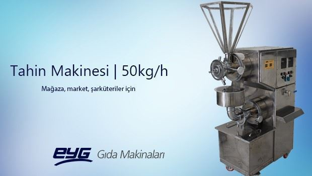Eyg50-Th Mini Tahin Makinesi