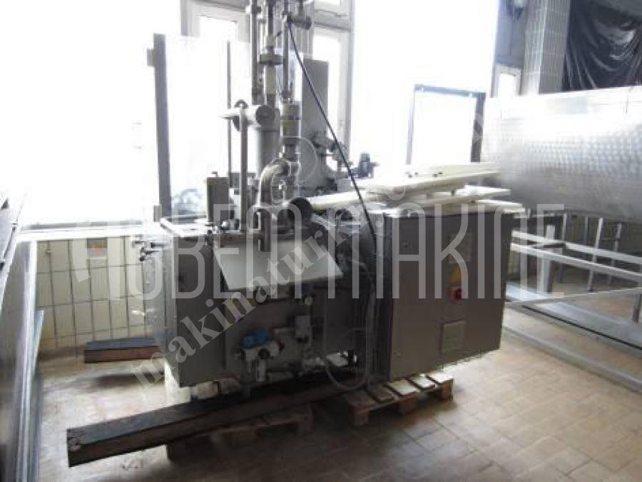 Tereyağ Formlama Ve Paketleme Makinesi