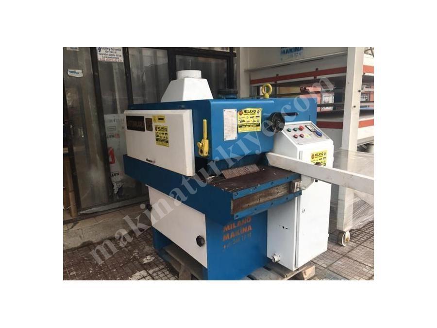 Üstünkarlı Çoklu Dilimleme Makinası 10 Luk Paletli