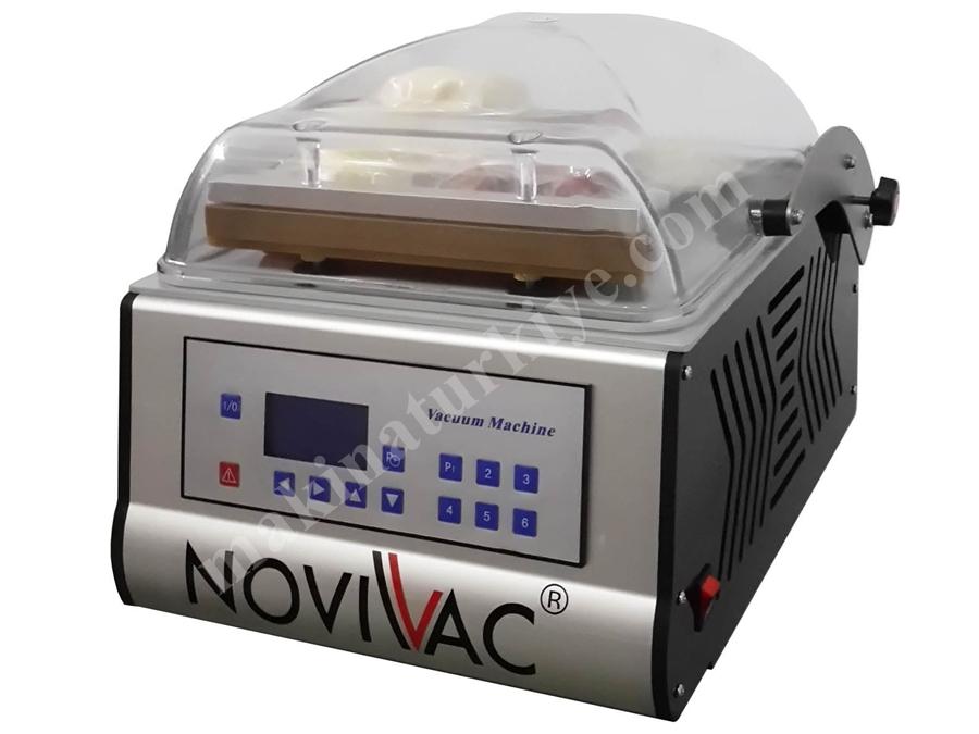 Novivac Mv-10 Vakum Paketleme Makinesi