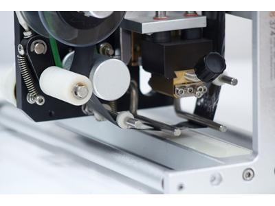 Yatay Paketleme Makinaları İçin Kodlama Makinası 3 Satır 40 Cm