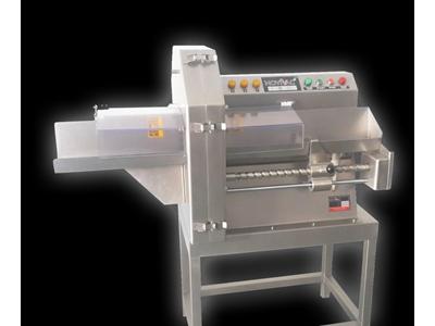 Dilimleme Makinesi Novivac Ekodil 250 Endüstriyel Kaşar Sucuk Salam Dilimleyici