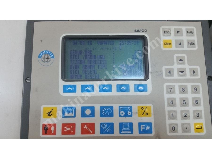 Wamatex P 1001 Süper Ek Dokuma Makinesi