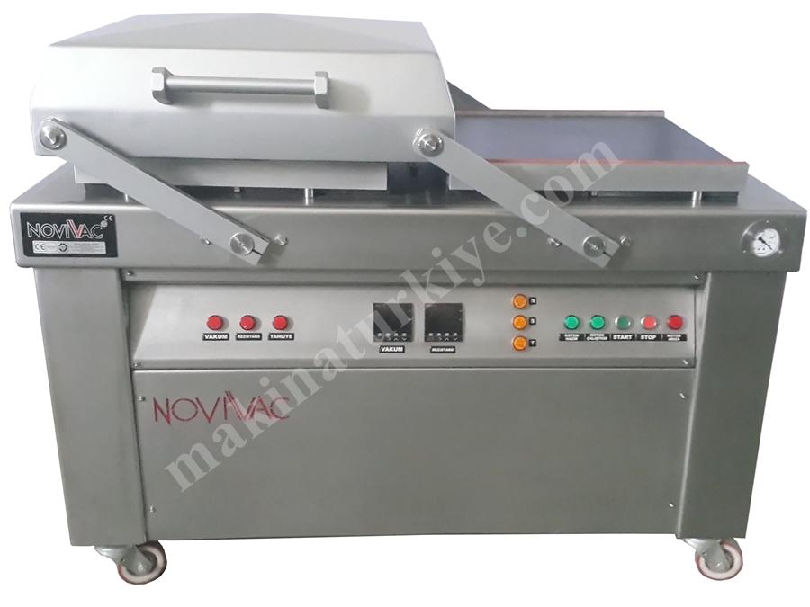Novivac Kardelen 550 Çift Kabin Sanayi Tipi Vakum Makinesi