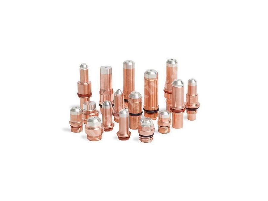 Her Marka Plazma Kesme Makinası Torç Yedek Parçaları