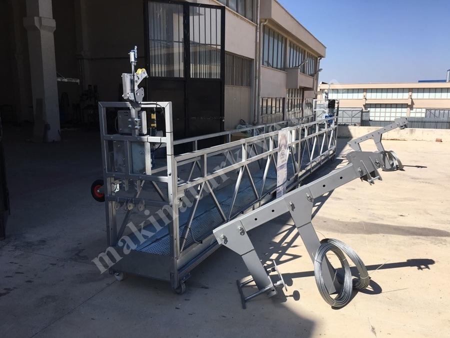 Asma İskele - 500 kg Kapasiteli Dış Cephe Motorlu Asma İskele