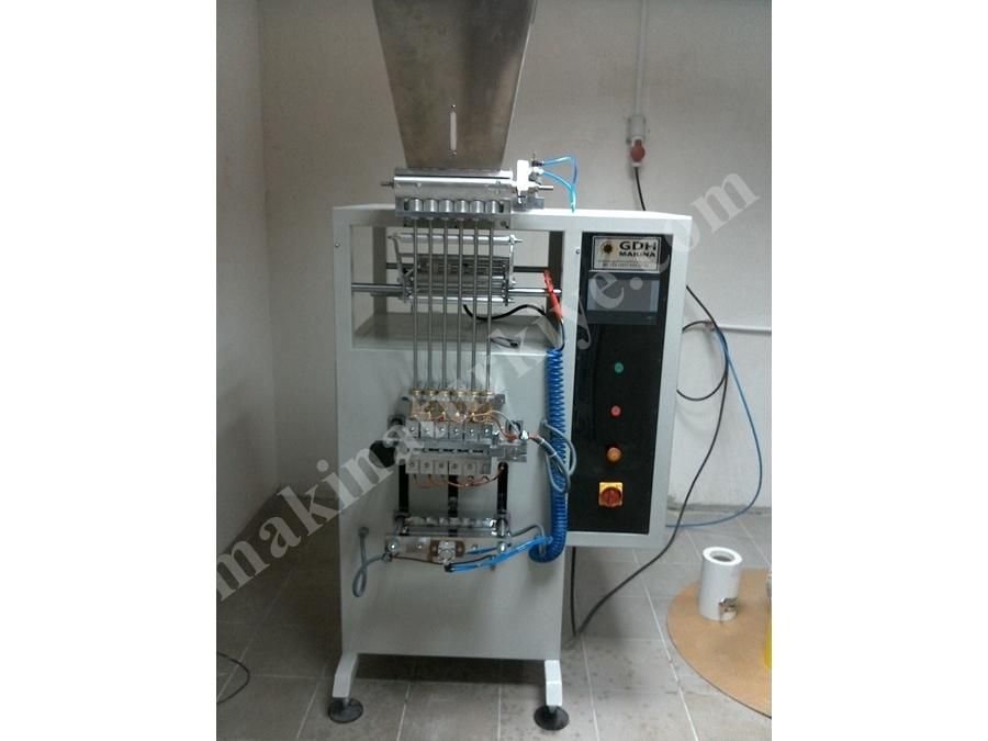 Stik Şeker Paketleme Makinesi