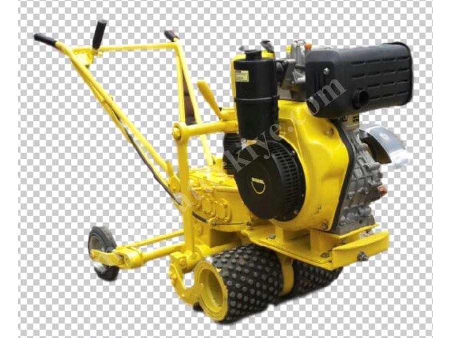 Çim Kalıp Kesme Makinası