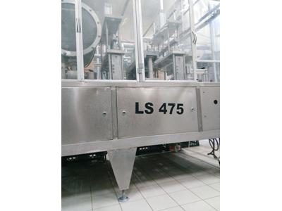 Ayran Dolum Makinesi LS 475 ( 75 mm çap )