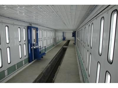 Vagon Boyama Kabini