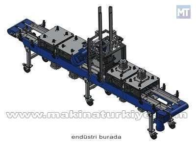 Setem V 5000 Paketleme Makinası