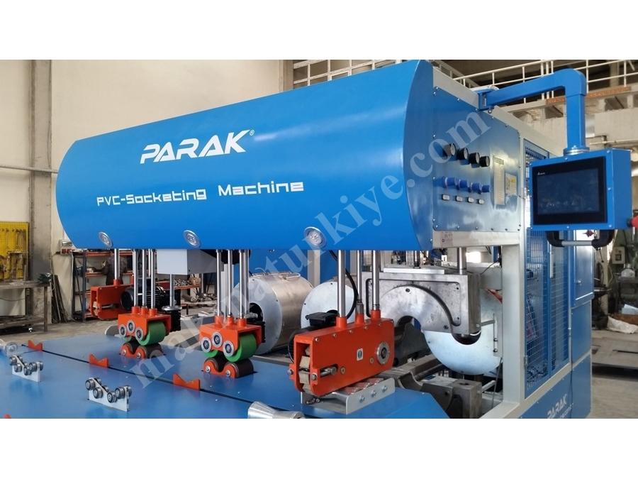 PT TSM PVC Muflama Makinesi