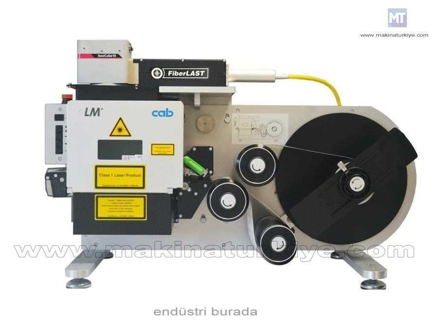 Lazer Etiket Makinası - Lazer Markalama