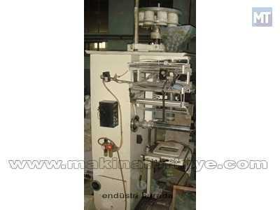 Dikey Völumetrik Paketleme Makinası Hipomak - ikinci El