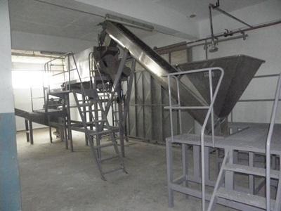 Patates Cips Üretim Hattı - İmbramaq Brezilya