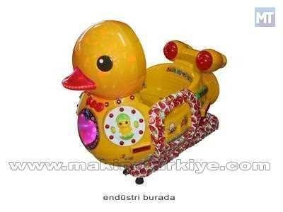 Yeni Model Kiddie Rides Lar Sadece Orse De