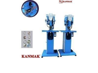 61 Model Otomatik Çıtçıt Çakma Makinası Kanmak Km 5800
