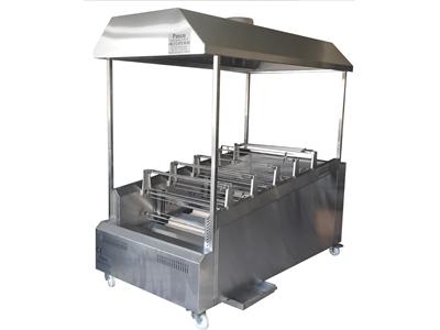 15 Şişli 75 Adet Közde Piliç Çevirme Makinası