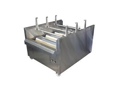 3 Lü Kuzu Çevirme Makinası