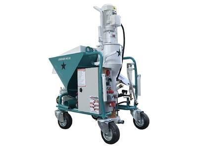 Alçı Sıva Makinası Starmix Pft G4x