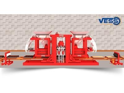 Parke Makinası Vess 18.2 Full Otomatik Fınger Car Tesis