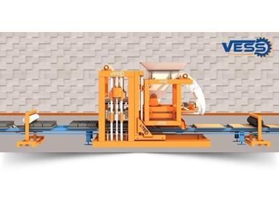 Briket Makinası Vess 15.1 Full Otomatik Fınger Car Tesis
