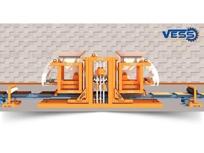 Parke Makinası Vess 15.2 Full Otomatik Fınger Car Tesis
