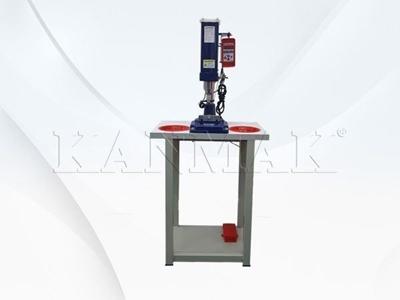 Seyyar Elektrikli Çıt Çıt Makinası Kanmak Km 200