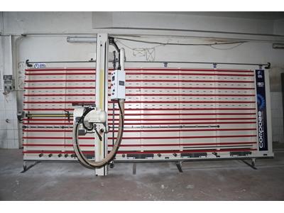 Kompozit Panel Kesim Ve Kanal Açma Makinası DPM2141-D