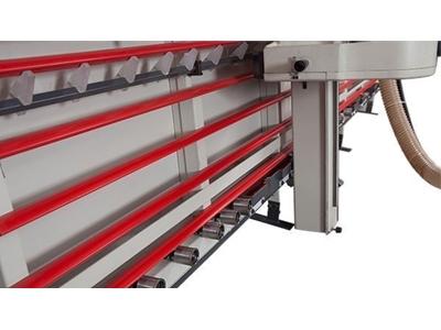 Bpe1540-2B Betopan Panel Ebatlama Makinası