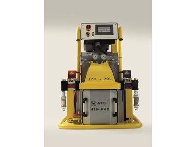 Atg Makina H-19 Pro Dijital Polyurea Sprey Makinası
