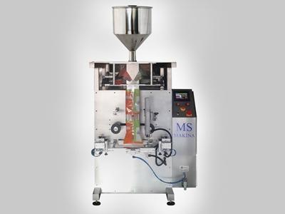 Tam Otomatik Sıvı Dolum Makinası Ms Makina