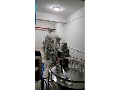 Renas Tam Otomatik Sıvı Dolum Hattı-2 Nozullu