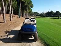 Club Car 2.El Elektrikli Golf Arabası.