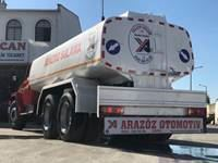 Arazöz 23 Ton - Fargo AS 950
