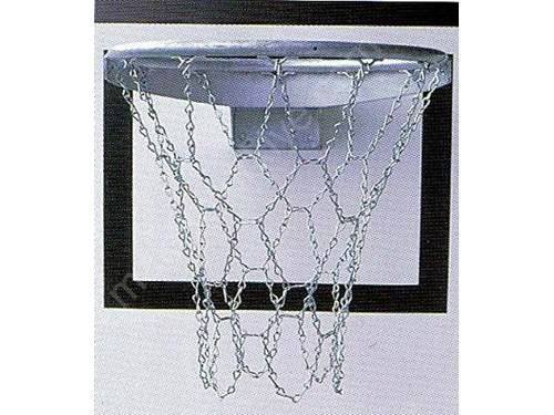 Basketbol Çember Filesi (Galvaniz Çelik Zincir) - Barret Art R122