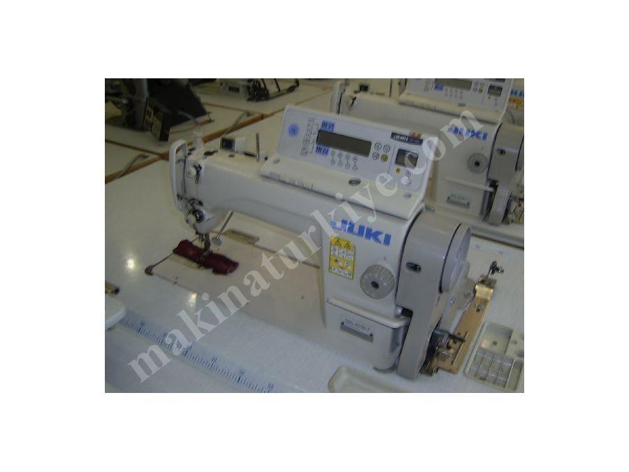 Juki Elektronik Düz 8700